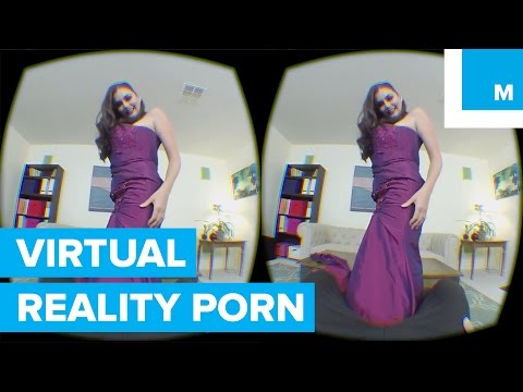 VR Porn is Here and It's Scary Realistic | Mashable CES 2016