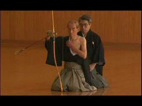 The Empty Mind - Kyudo or Japanese Archery Video