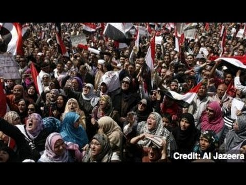 Egypt Holds First Presidential Election Since Mubarak