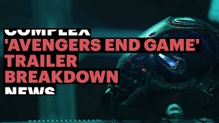 'Avengers: Endgame' Trailer Breakdown and What The MCU Could Look Like
