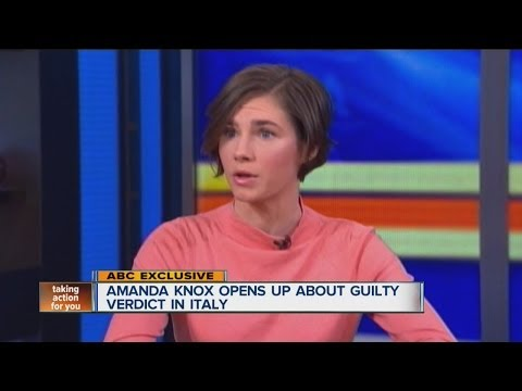 Amanda Knox opens up about guilty verdict in Italy