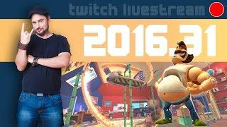 Livestream 2016 #31 - Action Henk & DOOM DM