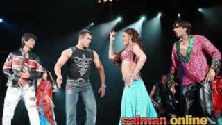 salman khan is  lover man