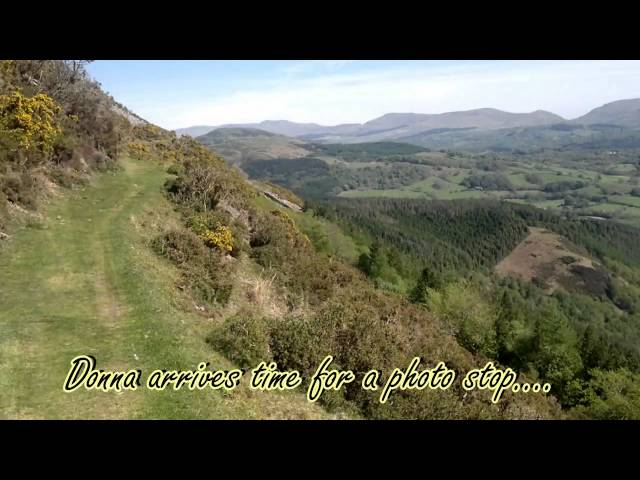 Westons Wales And The New Precipice Walk.