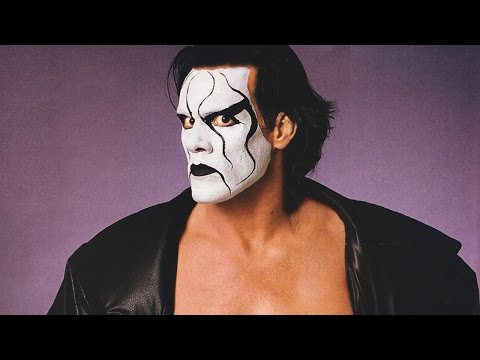 Sting Talks About His Wwe Future - Comic Con 2014 video