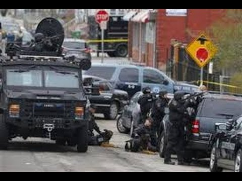 Outrage At UnLawful Searches In Boston!