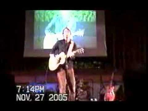 Warren Barfield - My Heart Goes Out (LIVE)