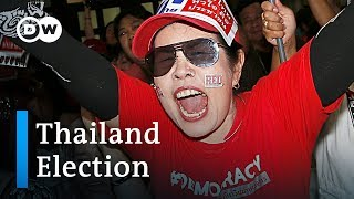 Thailand 2019 elections: Junta-backed party emerges on top   DW News
