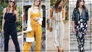 THE BEST STYLISH JUMPSUITS FOR WOMEN | ELEGANT JUMPSUITS FOR GIRLS