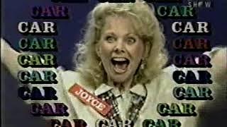 Card Sharks CBS Daytime Aired (November 1987)