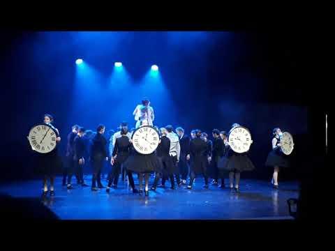 Fragment Spektaklu Tanecznego Lekcja Historii  Teatr Muzyczny W Lublinie