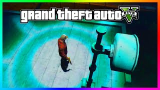 The Secrets, Mysteries & Facts You Might Not Know About GTA 5's Fort Zancudo Military Base! (GTA 5)