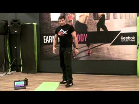 Treniruotė namuose su treneriu Aldu (kojos, sėdmenys, pilvo presas)  / Training at home 02
