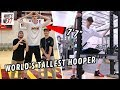 """This 7'7"""" HS Junior Is Now LAMELO BALL'S Teammate. Can Robert Bobroczky Go From Spire To The NBA?"""