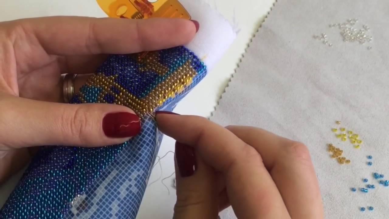 Вышивка бисером новые ролики 99