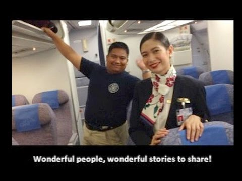 AIRLINE TRAVEL & AIRPORTS: Philippine Airlines A340 to Thailand (Part 1)