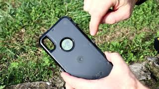 La Ultra-Rugged Custodia Otterbox Defender Series per iPhone XR, XS MAX, XS, X