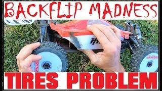 backflip madness: proline badlands limits, exploring backflips with the hobao hyper Vse