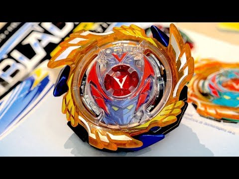 Genesis Valtryek V3 .6V.Rb Starter Pack Unboxing & Review! - Hasbro Beyblade Evolution!