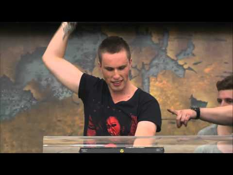 Tomorrowland 2012 - Nicky Romero