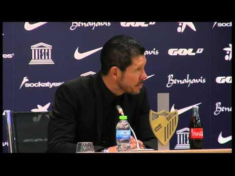 En directo: rueda prensa Diego Simeone