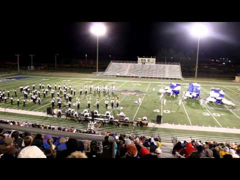 2012-2013 Hernando High School Marching Band Mississippi State Championship Finals