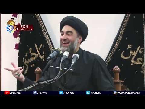 1st Muharam Majlis  1 September 2019  Maulana Syed Ali Raza Rizvi
