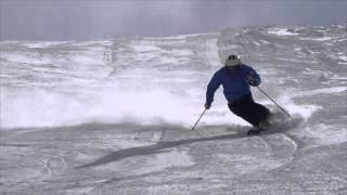 Short Turns at El Colorado Ski Resort 2015