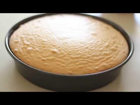 Sponge Cake (Banh Bong Lan)