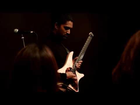 【The HAARP Machine】 Al Mu'min in japan 楽器フェ� 【Strandberg】
