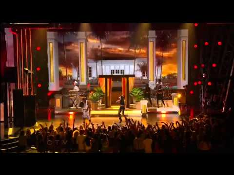 Nicki Minaj High School de pé Lil Wayne Billboard Music Awards 2013 HD