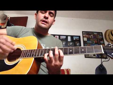 Sum 41 - Best Of Me Acoustic Cover