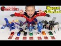 BIGGEST Turning Mecard Toys Collection Auto Transforming Cars Ckn Toys