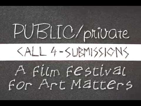 2008 - PublicPrivate call for submissions.mp4