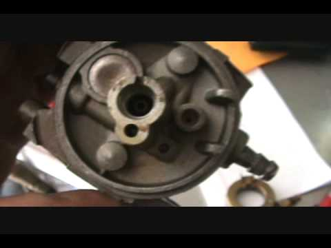 John Deere 826 snowblower carburetor rebuild