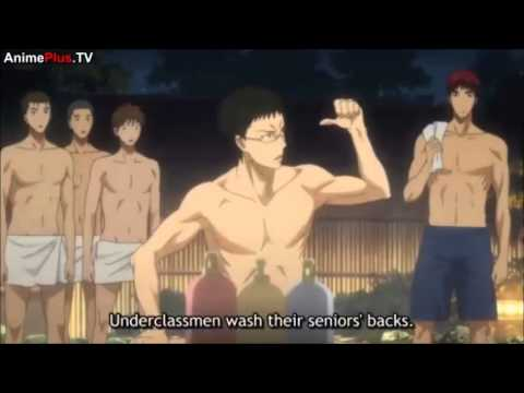 Kuroko No Basket2 Episode 12~onsen Best Moments~!!! video