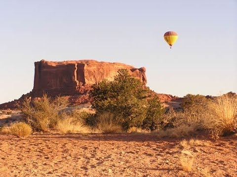 Canyonlands Ballooning Video