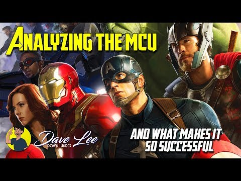 Why the MARVEL CINEMATIC UNIVERSE is so Successful