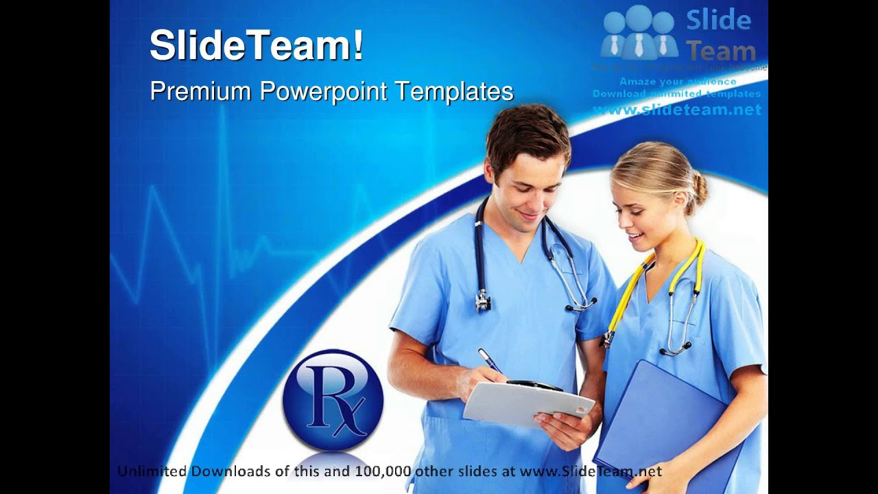 Free Medical Themed Powerpoint Templates