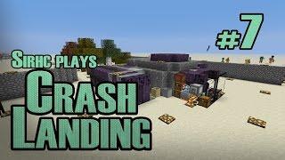 Sirhc plays Crash Landing Ep. 7: Automation