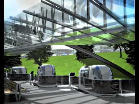 London Heathrow launches PRT electric vehicle transportation technology revolution - ULTra PRT