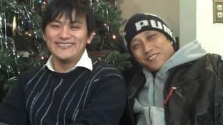 Prashant Tamang and Raju Lama invite you to Christmas 2009 Tour