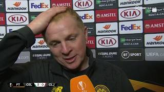 Neil Lennon: The whole team functioned perfectly | Post-match reaction