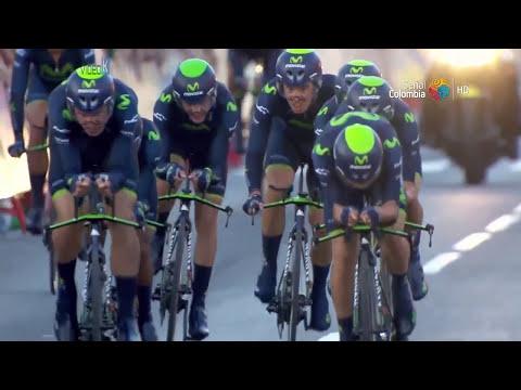 Nairo Quintana  gana primera etapa Vuelta a España 2014 23/08/2014