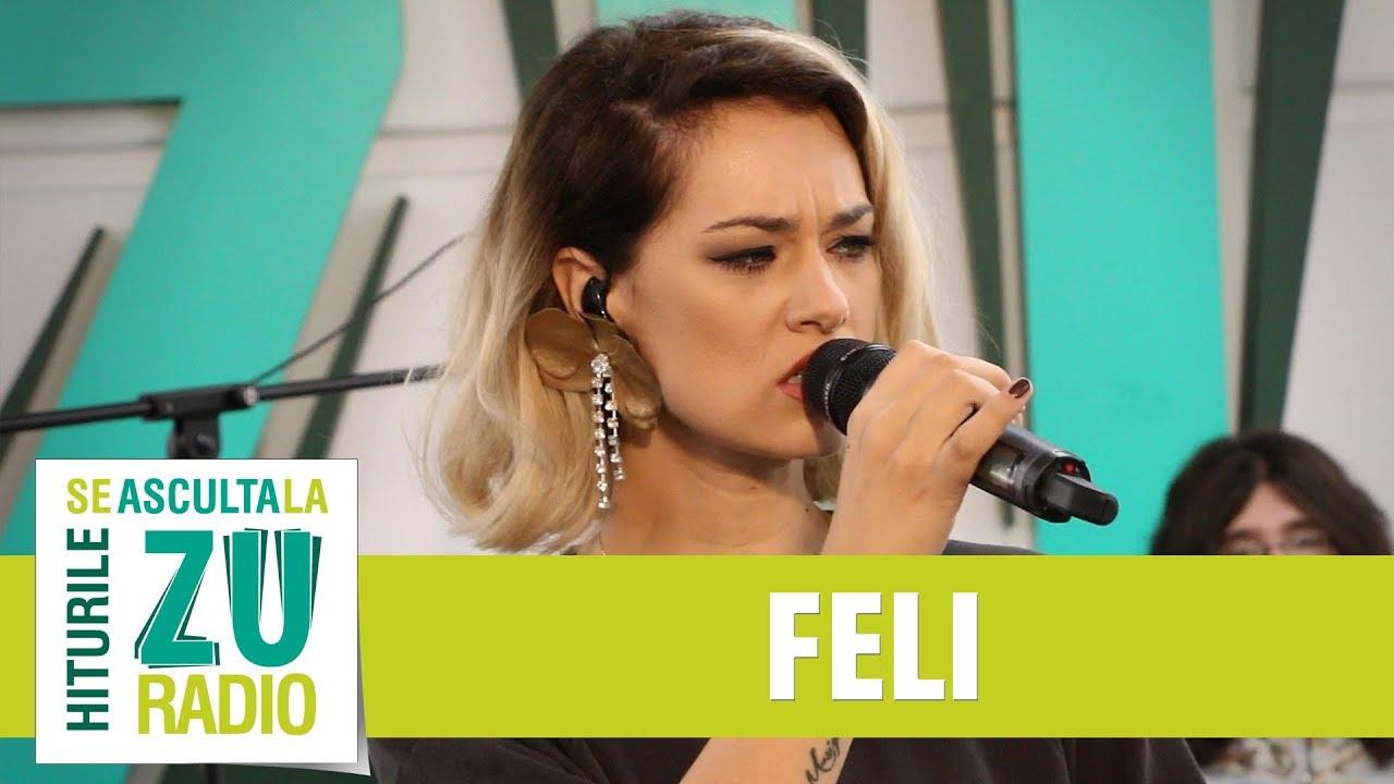FELI - Bun Ii Vinul Ghiurghiuliu & Lelita Carciumareasa (Live la Radio ZU)