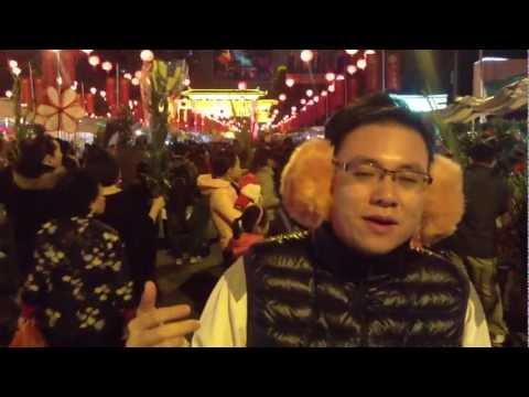 Shenzhen Spring Festival Flower Market – Part 1