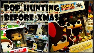 Funko Pop Hunting Before Christmas / Exclusive Haul