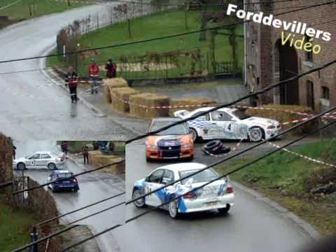 best-of rallye 2009