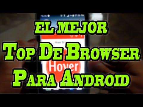 Top De Los Mejores Navegadores para Android (Atlas Browser) por MiSoTa94