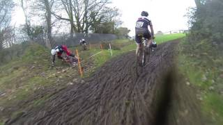 South West Cyclo-Cross League Round 8 - Redruth School